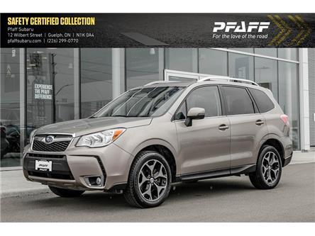2015 Subaru Forester 2.0XT Touring (Stk: SU0183) in Guelph - Image 1 of 21