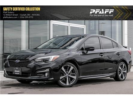 2017 Subaru Impreza Sport-tech (Stk: SU0192) in Guelph - Image 1 of 22