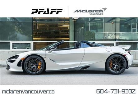2020 McLaren 720S Spider Performance (Stk: MV0289) in Vancouver - Image 1 of 21