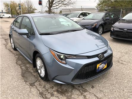 2020 Toyota Corolla LE (Stk: 039481) in Milton - Image 1 of 20
