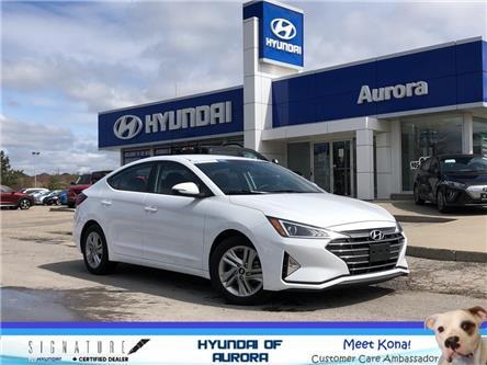 2020 Hyundai Elantra Preferred (Stk: 5194) in Aurora - Image 1 of 22
