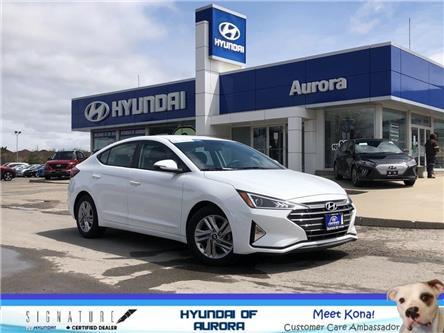 2020 Hyundai Elantra Preferred (Stk: 5195) in Aurora - Image 1 of 21