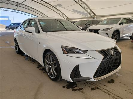 2020 Lexus IS 350 Base (Stk: L20409) in Calgary - Image 1 of 5