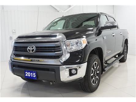2015 Toyota Tundra SR5 5.7L V8 (Stk: T20106A) in Sault Ste. Marie - Image 1 of 20