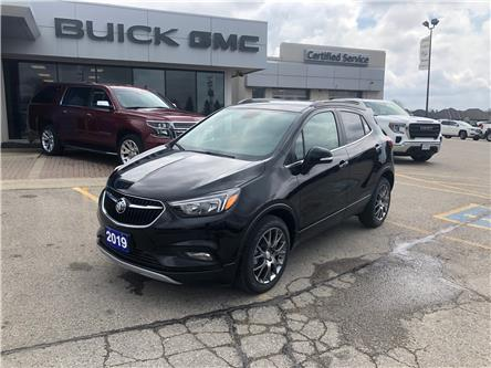 2019 Buick Encore Sport Touring (Stk: 43989) in Strathroy - Image 1 of 3