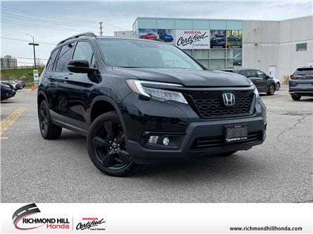 2019 Honda Passport Touring (Stk: 190737) in Richmond Hill - Image 1 of 25