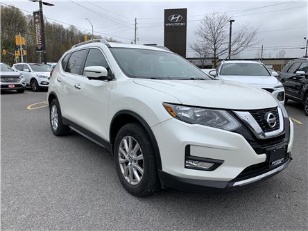 2017 Nissan Rogue SV (Stk: R05119A) in Ottawa - Image 1 of 24