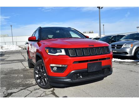 2020 Jeep Compass Limited (Stk: 94370) in St. Thomas - Image 1 of 30
