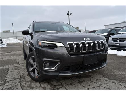 2020 Jeep Cherokee Limited (Stk: 94487) in St. Thomas - Image 1 of 30