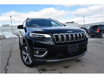 2020 Jeep Cherokee Limited (Stk: 94496) in St. Thomas - Image 1 of 30