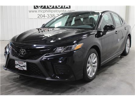2020 Toyota Camry SE (Stk: U001731) in Winnipeg - Image 1 of 21