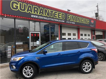 2017 Ford Escape SE (Stk: C20083) in Ottawa - Image 1 of 17