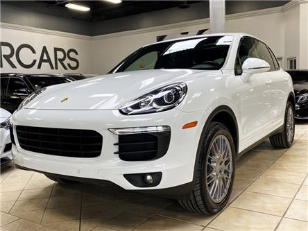 2016 Porsche Cayenne  (Stk: AP2136) in Vaughan - Image 1 of 24