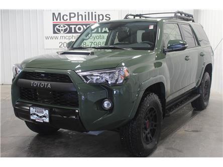 2020 Toyota 4Runner Base (Stk: 5800568) in Winnipeg - Image 1 of 24