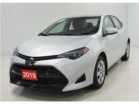 2019 Toyota Corolla LE (Stk: P5798) in Sault Ste. Marie - Image 1 of 19