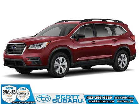 2020 Subaru Ascent Convenience (Stk: 461604) in Red Deer - Image 1 of 10