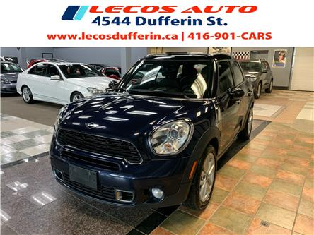 2012 MINI Cooper S Countryman Base (Stk: -) in Toronto - Image 1 of 15