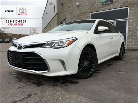 2016 Toyota Avalon TOURING LEATHER, NAVI, SUNROOF, ALLOY WHEELS, POWE (Stk: 46708A) in Brampton - Image 1 of 28