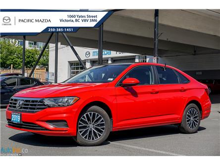 2019 Volkswagen Jetta 1.4 TSI Highline (Stk: MC5790944A) in Victoria - Image 1 of 20