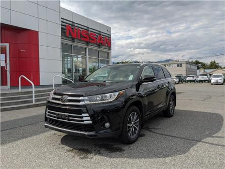 2017 Toyota Highlander  (Stk: N06-6453A) in Chilliwack - Image 1 of 18