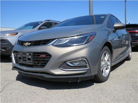 2017 Chevrolet Cruze LT Manual (Stk: 94930XX) in St. Thomas - Image 1 of 2
