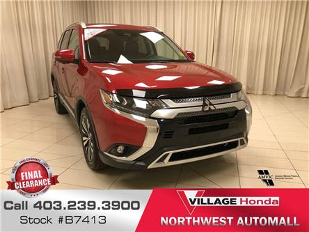 2019 Mitsubishi Outlander GT (Stk: B7413) in Calgary - Image 1 of 24