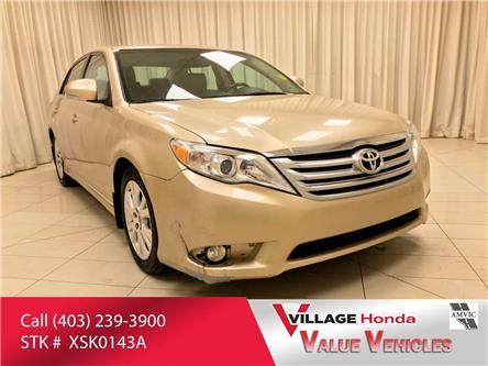 2011 Toyota Avalon XLS (Stk: XSK0143A) in Calgary - Image 1 of 22