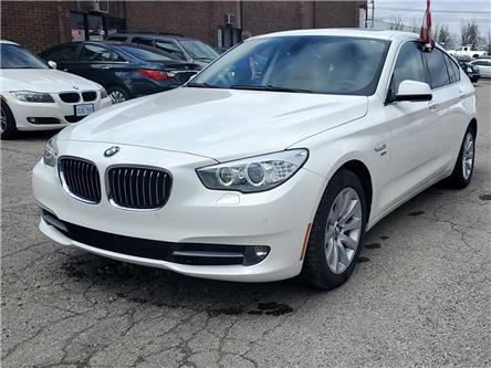 2011 BMW 535i xDrive Gran Turismo (Stk: B338333) in Kitchener - Image 1 of 30