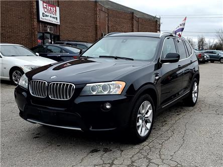 2012 BMW X3 xDrive28i (Stk: B719711) in Kitchener - Image 1 of 28