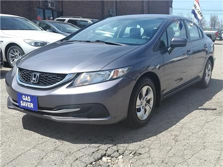 2014 Honda Civic LX (Stk: H020643) in Kitchener - Image 1 of 25