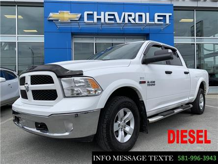 2018 RAM 1500 SLT (Stk: 20154A) in Ste-Marie - Image 1 of 30