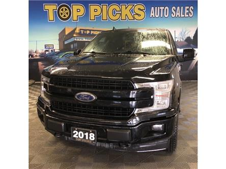 2018 Ford F-150  (Stk: D74331) in NORTH BAY - Image 1 of 28