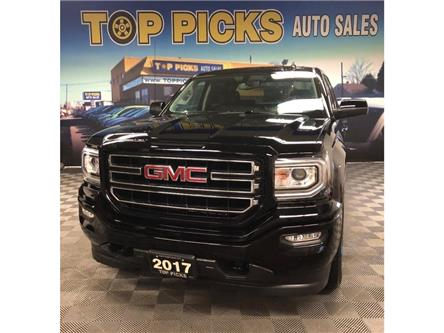 2017 GMC Sierra 1500 SLE (Stk: 512046) in NORTH BAY - Image 1 of 27