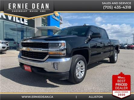 2017 Chevrolet Silverado 1500 LT (Stk: 15150A) in Alliston - Image 1 of 17