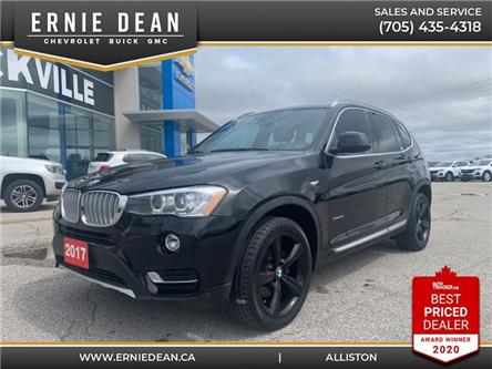 2017 BMW X3 xDrive28i (Stk: 15260A) in Alliston - Image 1 of 15