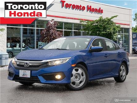 2016 Honda Civic Sedan EX-T (Stk: 39802) in Toronto - Image 1 of 27