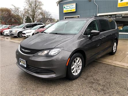 2017 Chrysler Pacifica Touring (Stk: 52483) in Belmont - Image 1 of 24