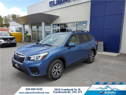 2020 Subaru Forester Touring (Stk: 501102) in Cranbrook - Image 1 of 13