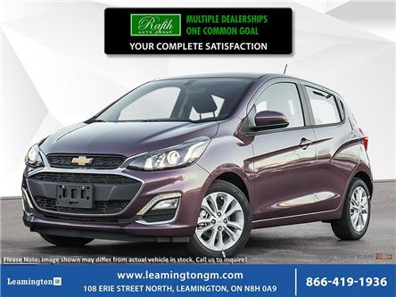 2020 Chevrolet Spark 1LT CVT (Stk: 20-401) in Leamington - Image 1 of 23