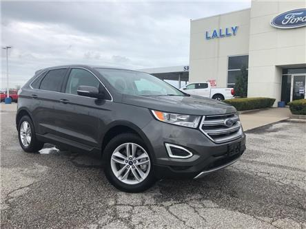 2015 Ford Edge SEL (Stk: S10469B) in Leamington - Image 1 of 22