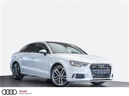 2017 Audi A3 2.0T Komfort (Stk: PM563) in Nepean - Image 1 of 20