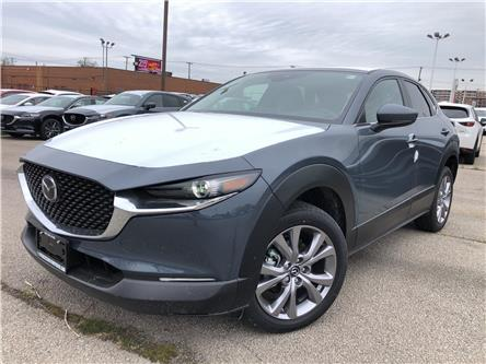 2020 Mazda CX-30 GS (Stk: SN1646) in Hamilton - Image 1 of 17