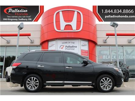 2016 Nissan Pathfinder SL (Stk: 22548B) in Greater Sudbury - Image 1 of 43