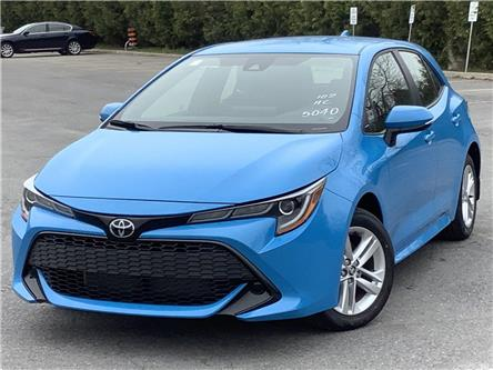 2020 Toyota Corolla Hatchback Base (Stk: 22235) in Kingston - Image 1 of 26