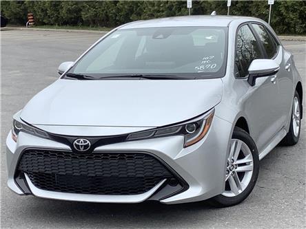 2020 Toyota Corolla Hatchback Base (Stk: 22231) in Kingston - Image 1 of 25