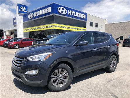 2013 Hyundai Santa Fe Sport 2.4 Luxury (Stk: 20255A) in Clarington - Image 1 of 13