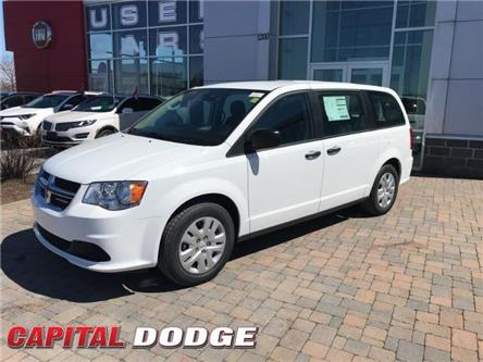 2019 Dodge Grand Caravan CVP/SXT (Stk: K00194) in Kanata - Image 1 of 26