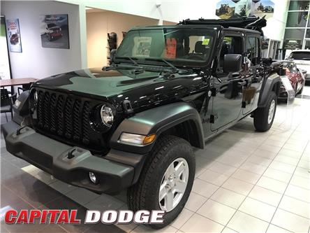 2020 Jeep Gladiator Sport S (Stk: L00017) in Kanata - Image 1 of 29
