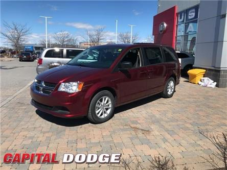 2019 Dodge Grand Caravan CVP/SXT (Stk: K00317) in Kanata - Image 1 of 30