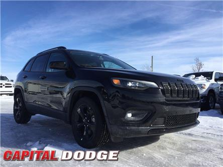 2020 Jeep Cherokee North (Stk: L00240) in Kanata - Image 1 of 23